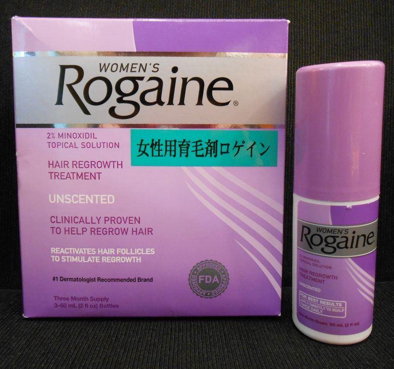 女性用ロゲイン(5%)